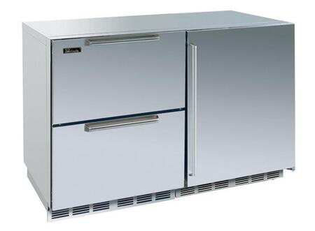 Perlick HP48RBS62RDNU Signature Series Counter Depth All Refrigerator with 12.3 cu. ft. Capacity