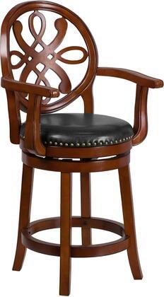 Flash Furniture TA550226BDYGG Residential Bar Stool