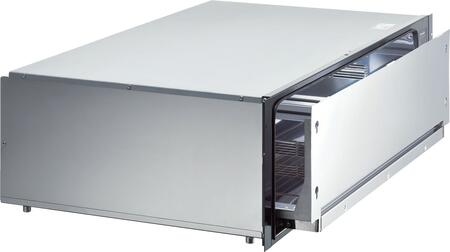 """Thermador WDC36 36"""" Electric Warming Drawer With 3.1 Cu. Ft. Capacity, 400 watt Convection, Touch Sensor Control Type, Digital Display, Warming Mode, In"""
