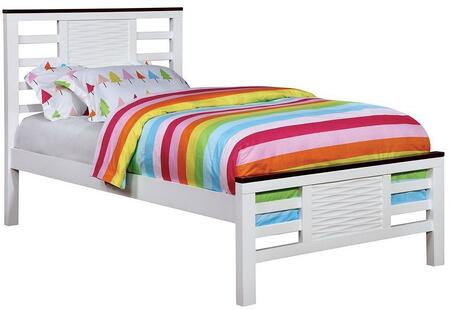 Furniture of America CM7191FBED Meredith Series  Full Size Bed