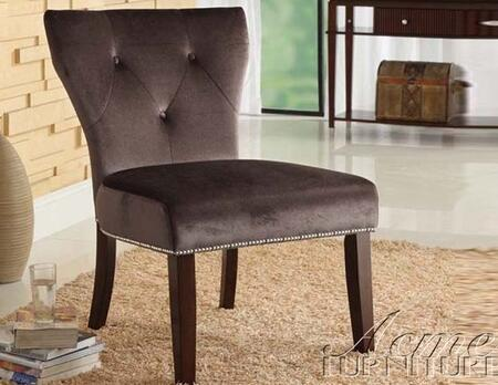 Acme Furniture 59038 Hewitt Series Fabric Accent Chair