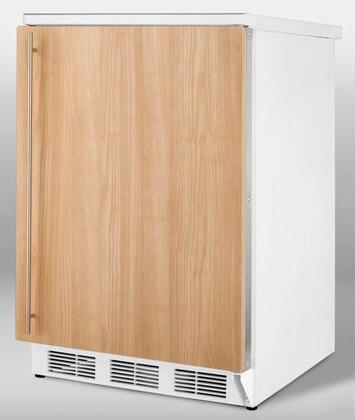 Summit FS62BIIF  Counter Depth Freezer with 3.2 cu. ft. Capacity