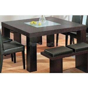 "Global Furniture USA G020DT Square 56""-Length Dining Table"