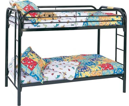 Coaster 2256K Fordham Series  Twin Size Bunk Bed