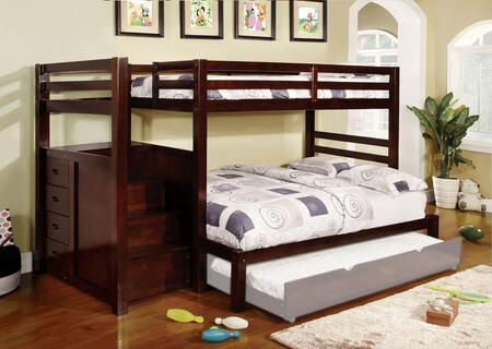 Furniture of America CMBK966FBED Pine Ridge Series  Bed