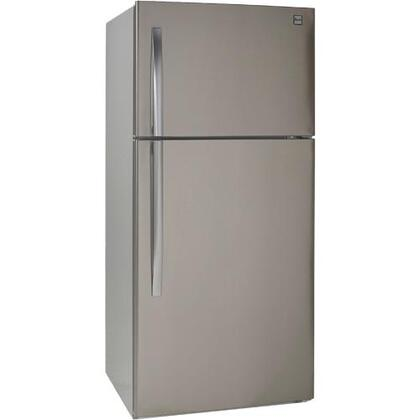 "Avanti FF18D2S 30""  Refrigerator with 18 cu. ft. Capacity"