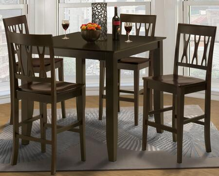 New Classic Home Furnishings 041905012ACC Style 19 Dining Ro