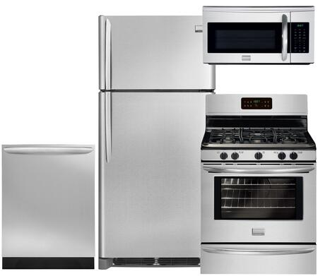 Frigidaire 665415 Gallery Kitchen Appliance Packages