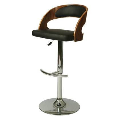 Pastel Furniture QLYR21927997 Yreka Hydraulic Swivel Barstool