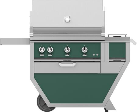54 in. Deluxe Grill with Worktop   Grove