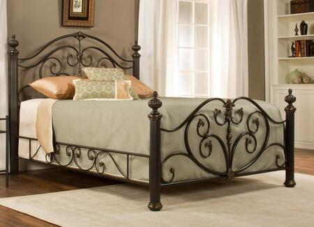 Hillsdale Furniture 1012BQR Grand Isle Series  Queen Size Panel Bed
