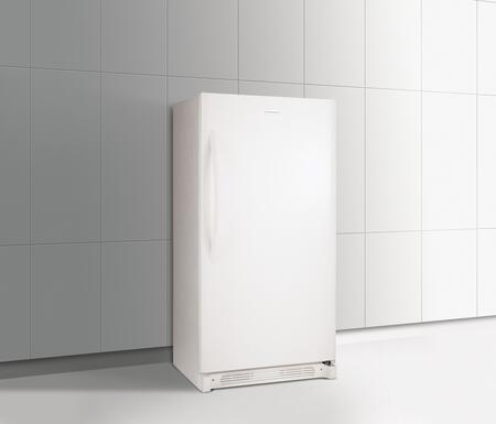 Frigidaire FKCH17F7HW Freestanding Upright Freezer