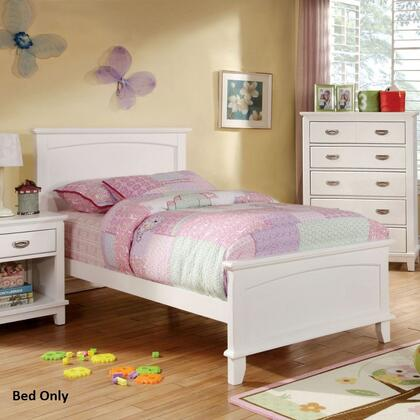 Furniture of America CM7909WHFBED Colin Series  Full Size Bed