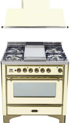 Ilve 720090 Majestic Kitchen Appliance Packages