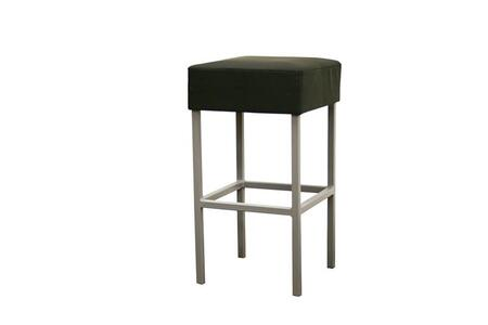 Wholesale Interiors BS320BLACK  Bar Stool