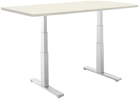 Vifah A56A11 ActiveDesk Series Computer  Wood Desk