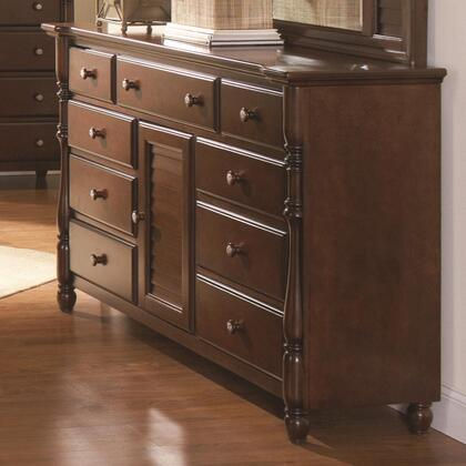 Coaster 200773 Hampton Series Wood Dresser