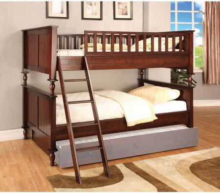 Furniture of America CMBK001TBED Radcliff Series  Twin Size Bed