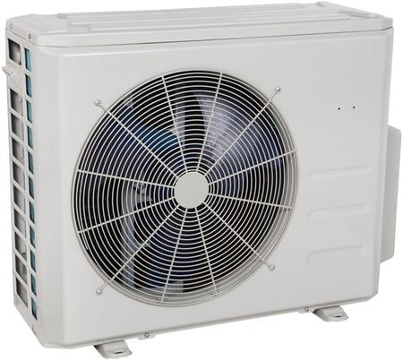Carrier 38MGRQ Performance Series Minisplit Outdoor Unit for x Zones with x BTU Cooling and x BTU Heat Pump Capacity, 230/208 Volts