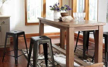 Signature Design by Ashley D54213024 Pinnadel Dining Room Se