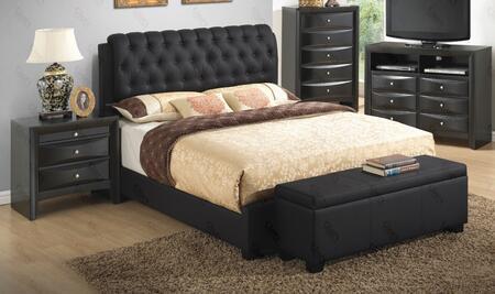 Glory Furniture G1500CKBUPCHNB G1500 King Bedroom Sets