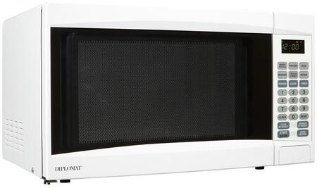 Danby DMW908W Countertop Microwave, in White