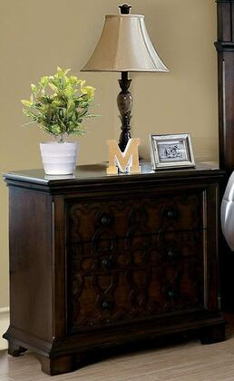 Furniture of America CM7839N Minerva Series  Night Stand