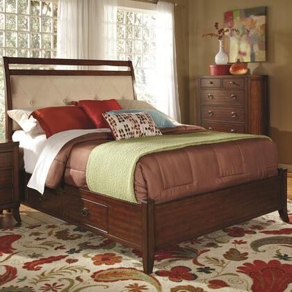 Coaster 203031KW Ortiz Series  California King Size Panel Bed