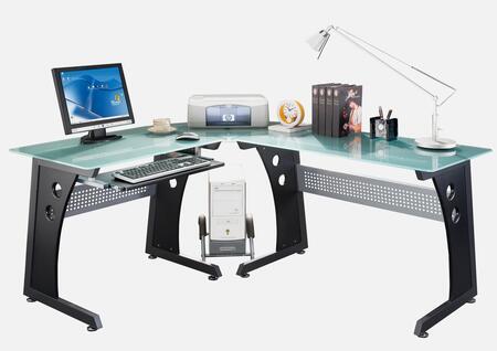 RTA Products RTA3803GPH06 Computer  Desk