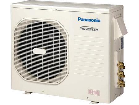 Panasonic CU4KS24NBU Mini Split Air Conditioner Cooling Area,