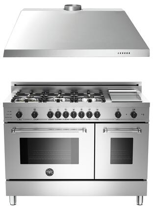 Bertazzoni 663888 Kitchen Appliance Packages