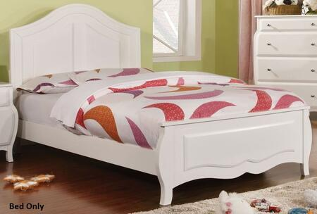 Furniture of America CM7940TBED Roxana Series  Twin Size Bed