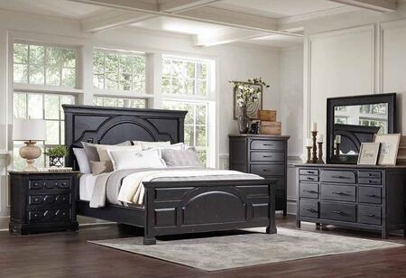 Coaster Celeste 5 Piece Queen Size Bedroom Set