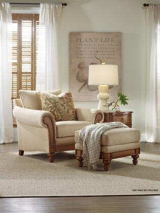 Hooker Furniture 112552015KIT8 Windward Living Room Sets