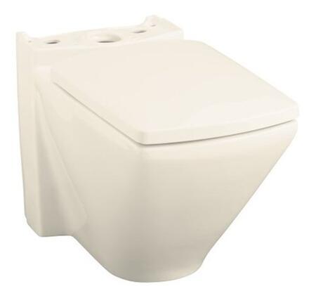 Kohler K-4308- Escale Dual Flush Toilet Bowl: