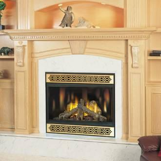 Napoleon BGNV42N  B-Vent Natural Gas Fireplace