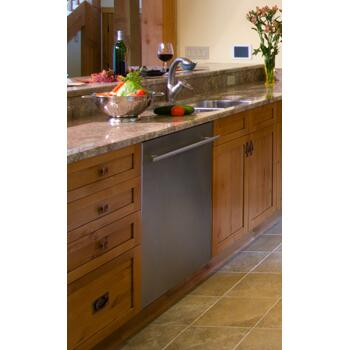 Asko D5253XXLHS  Built-In Fully Integrated Dishwasher with in Stainless Steel