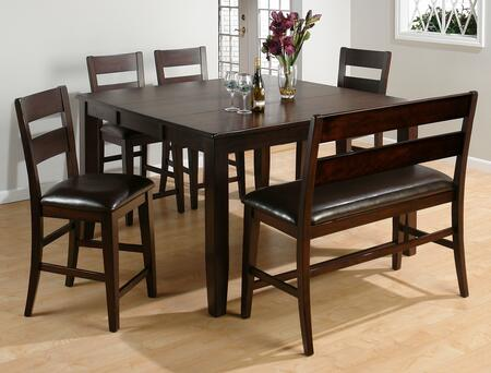 Jofran 97262SET6 Prairie Dining Room Sets