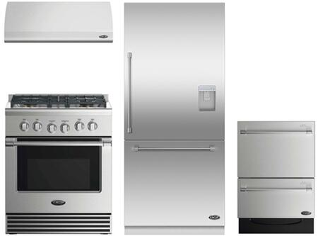 DCS 719905 Kitchen Appliance Packages