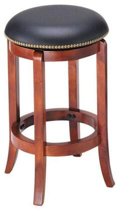 Acme Furniture 07198 Chelsea Series Bycast Leather Upholstered Bar Stool