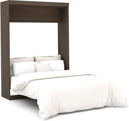 Bestar Furniture 25183 Nebula By Bestar Full Wall Bed
