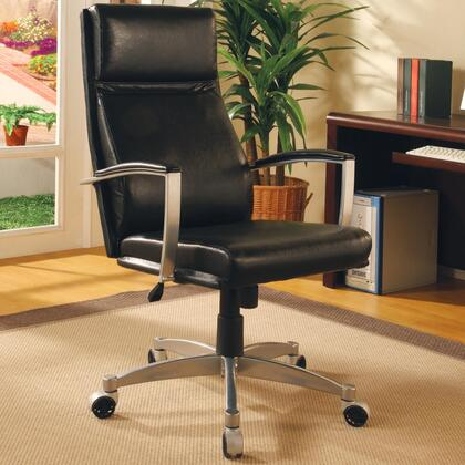 "Coaster 800202 27"" Contemporary Office Chair"