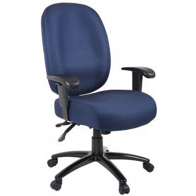 """Boss ADID33BE 27"""" Contemporary Office Chair"""