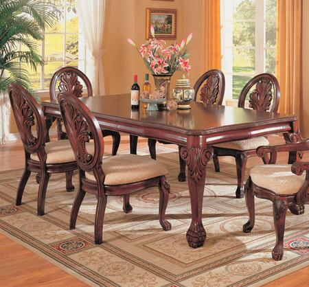 Coaster 101031SET5 Tabitha Dining Room Sets