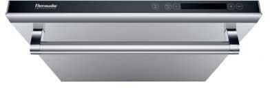 Thermador DWHD94EP  Stainless Steel Built-In Fully Integrated Dishwasher with