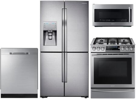 Samsung 728791 Kitchen Appliance Packages