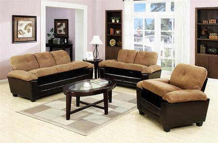 Coaster 502921SET3 Mika Living Room Sets