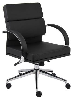 "Boss B9406BK 28"" Adjustable Contemporary Office Chair"