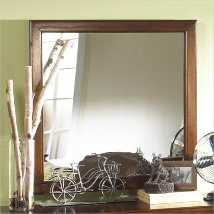 Powell 203021  Square Both Dresser/Wall Mirror