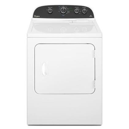 Whirlpool WED4870BW  7.0 cu. ft. Electric Dryer, in White
